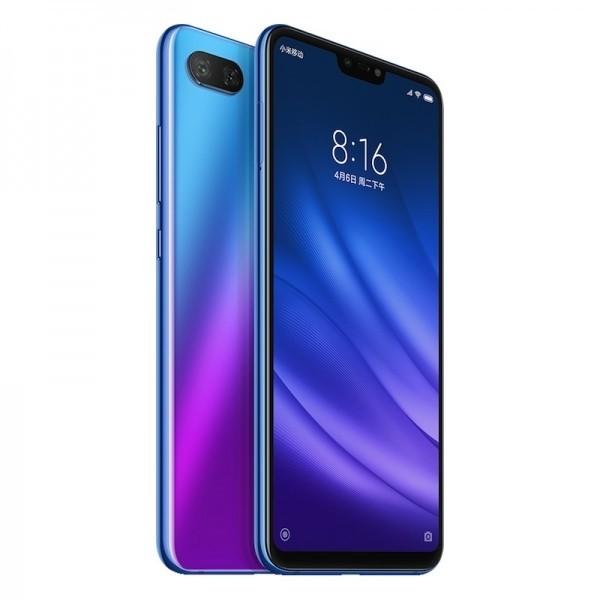 Smartphone Xiaomi MI 8 Lite RAM 4G 6GB ROM 64GB 128GB Sensor Sony ... 44b56bdfd12b0