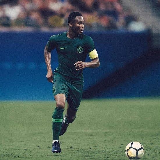 ... Camiseta Camisa Nike Seleção Nigeria I e II 2018 Torcedor Home Away  Casa Visitante 5774140e635