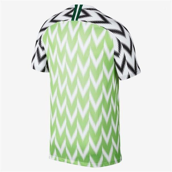 727a34a55a ... Camiseta Camisa Nike Seleção Nigeria I e II 2018 Torcedor Home Away  Casa Visitante ...