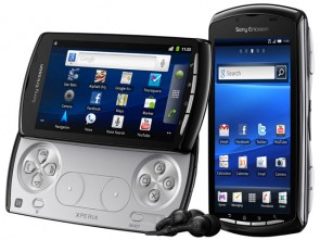 Sony Ericsson Xperia Play R800i GSM 3G Android Wi-Fi Touch Playstation