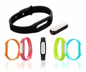 Xiaomi MiBand Mi Band 1s Pulse Smartband Pulseira Inteligente Bracelete Fitness Sport