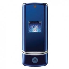 Motorola K1 Blue