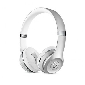 Solo3 Wireless Fones de Ouvido Headphones Prata