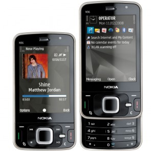 Nokia N96 Original Smartphone Symbian WI-Fi 3G GPS 16GB