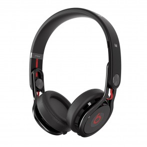 Beats™ by Dr. Dre™ Mixr David Guetta Edition DJ Fones Headphones On ear - Blac