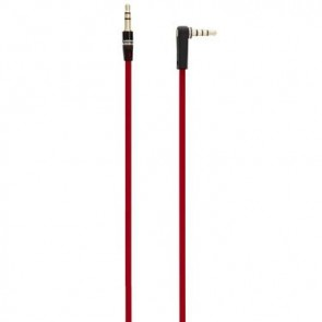 Replacement Cable Cabo Formato L para Monster Beats Solo Solo HD 680 Studio Mixr -  Red - Vermelho - 1