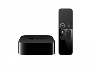 TV Box Apple TV 4K 32GB 64GB Wi-Fi Ethernet LAN 4K Ultra HD Siri Remote
