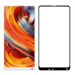 Película em vidro temperado com bordas para Xiaomi Mi Mix Mix2