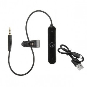 Adaptador Cabo Bluetooth para Bose QuietConfort 25 QC25 OE2 OE2i