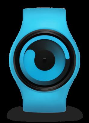 Ziiiro Gravity  Relógio Minimalista Design Futuristico - Varias cores