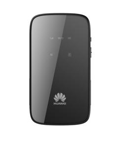 Huawei E589 OLED Mini Roteador Modem 4G LTE 3G 2G Multimode MIFI WIFI 100Mbps - Desbloqueado