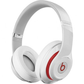 New Beats Studio 2.0 Wireless Remastered White Branco Fones de Ouvido Headphones - by Dr. Dre 2014