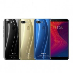Lenovo K5 Play 2018 RAM 3GB Memória 32GB Face ID 4G Tela 5.7 Snapdragon MSM8937