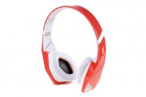 Monster Diesel VEKTR Headphones Fones de Ouvido Mic supra-aurais - Red