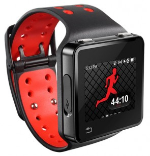 Monitor Cardíaco GPS Fitness Sport Watch + Smart MP3 8Gb - Motorola Motoactv
