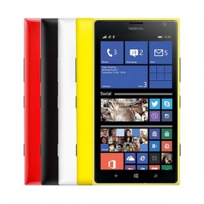 Smartphone Nokia Lumia 1520 Camera 20.0MP 6 polegadas TouchScreen