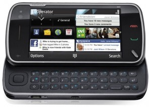 Nokia N97 32Gb Black