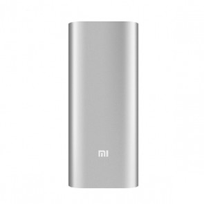 Xiaomi Mi Power Bank 16000mah Slim bateria externa back up reserva